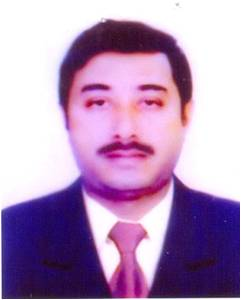 Mr. Parvez Alam EC member of idea
